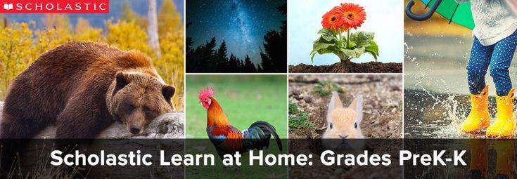 Week 1 Remote Learning Resources And Strategies Grades Prek K