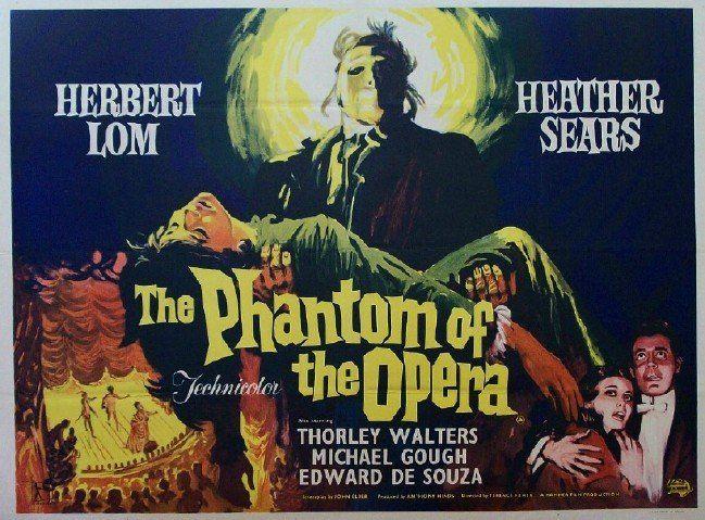 Hammer Horror Film Posters - Retronaut