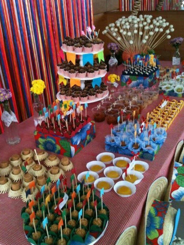#festajunina #mesa #mesadedoces