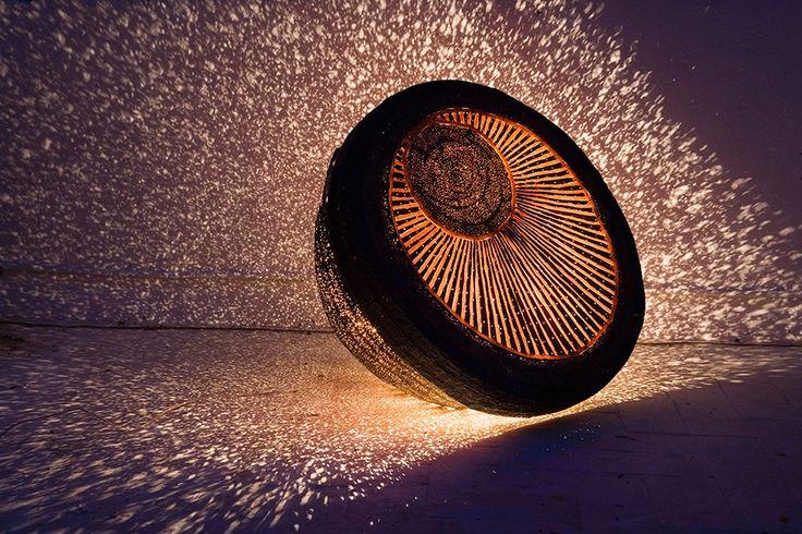 Raquel Cohen: Light Sculptures