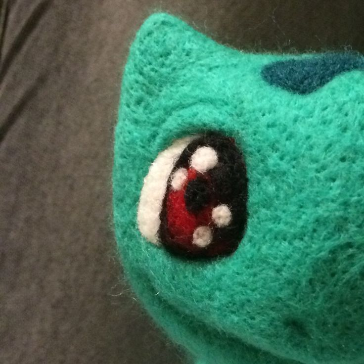 Bulbasaur's girlfriend in process:) Will be available soon!