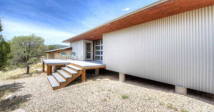 Artists new mexico retreat lists for 560k architecture