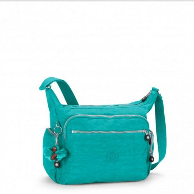 Sacca a tracolla Kipling modello Gabbie K15255 - Scalia Group #kipling #bags #sport #travel #viaggio #adventure