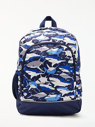 55aeaf209b Children's Backpacks | Kids Bags | John Lewis | Ethan School | Kids ...