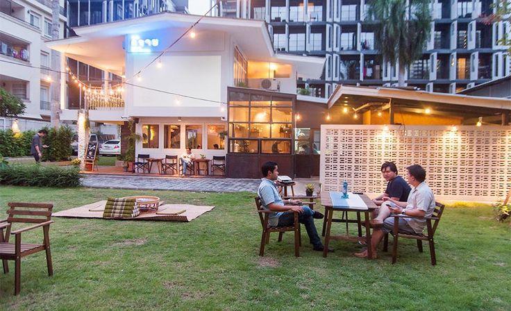 2014's best new outdoor bars & restaurants in Bangkok