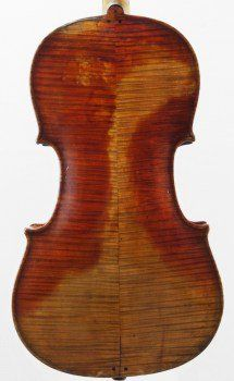 Antique Italian master violin