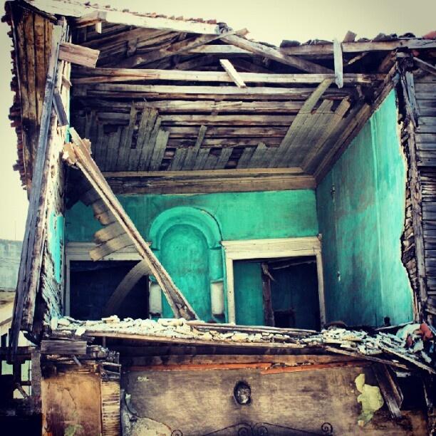 House Ruins Close Up - @hanmono- #webstagram