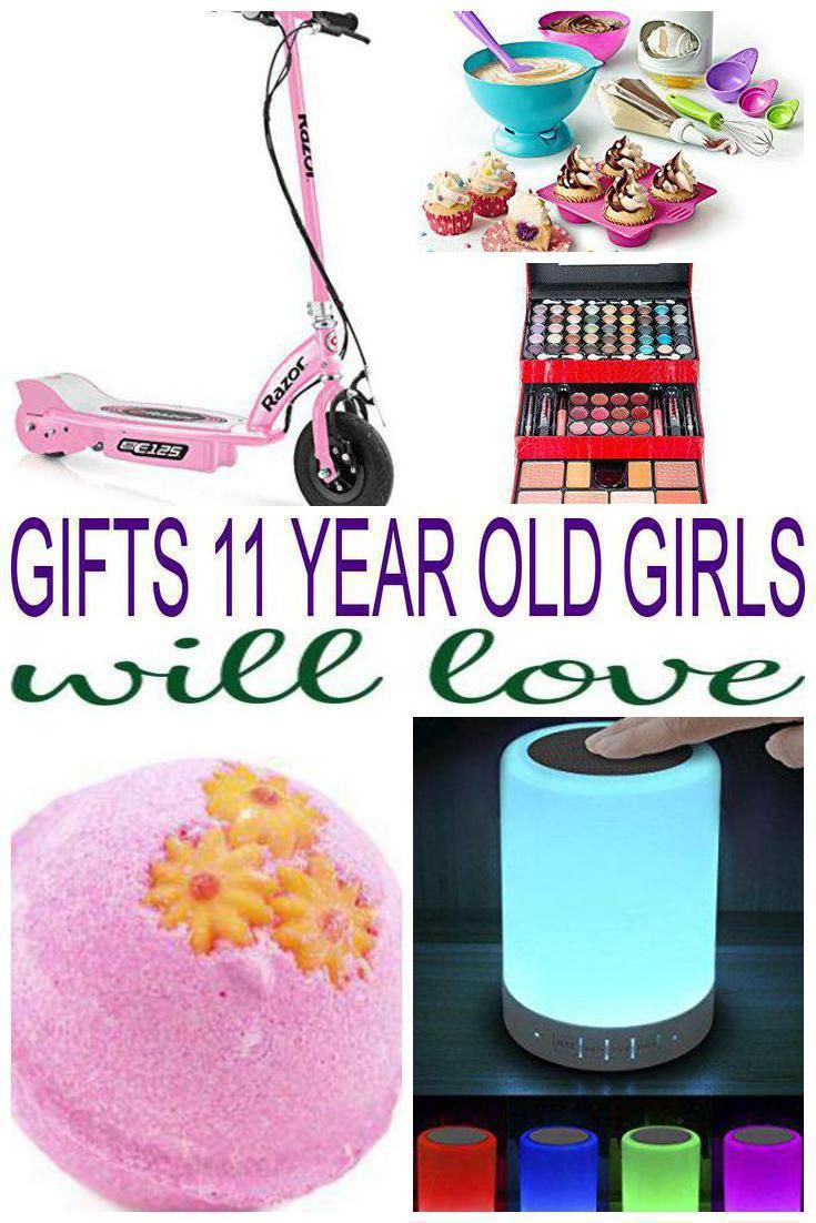 Gifts 11 Year Old Girls Amazing Fun And Cool Gift Ideas For That 11 Yr Old Gir Birthday Gifts For Teens Girl Birthday Decorations 11 Year Old Christmas Gifts
