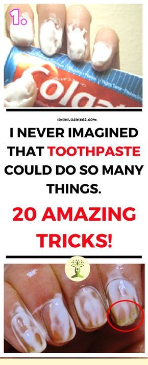 Did you know that toothpaste is able to help you do plenty other things than just cleaning your teeth? Read on the article to learn 20 amazing toothpaste tricks! Silver polish Cleaning the silver costs a lot, however you can clean your tarnished silver items safely by simply using toothpaste. You just need to rub …