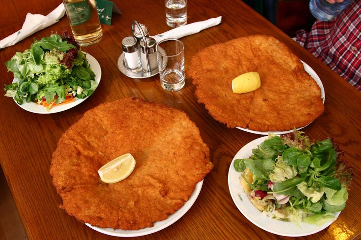 Австрийская кухня рецепты салаты закуски