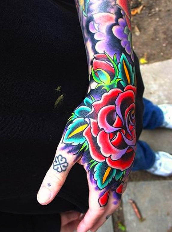 Traditional piece done brightly by Jim Miner.