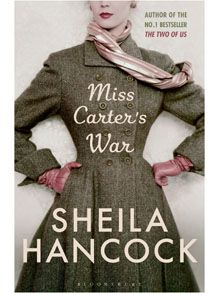 Miss Carter's War by Sheila Hancock charts the life and times of a schoolteacher, Marguerite Carter, who begins her career at Dartford Grammar (Hancock's old school, as it happens). On her first day, she picks her way through bomb sites turned into playgrounds. The war is over, and her exploits in the Special Operations Executive in Vichy France are buried memories.