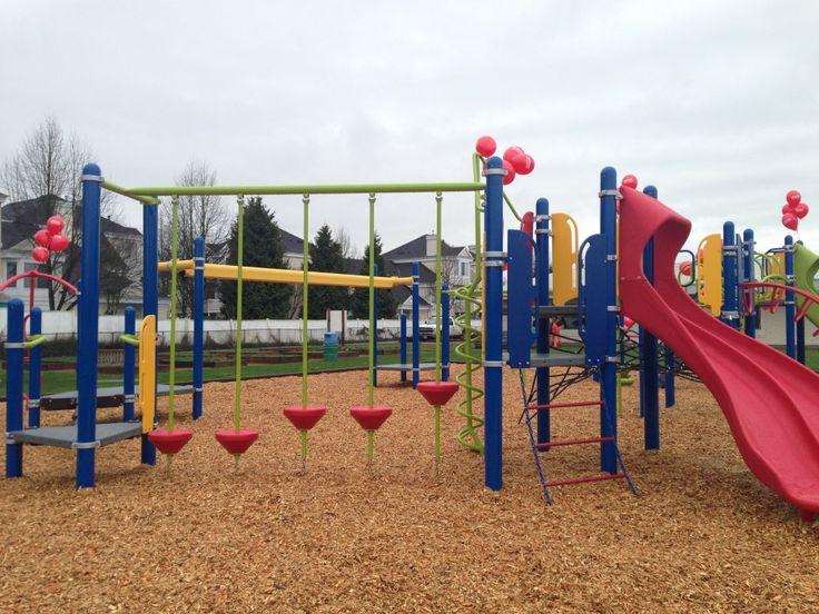 Kathleen McNeely Elementary, Richmond, BC #Playground # ...