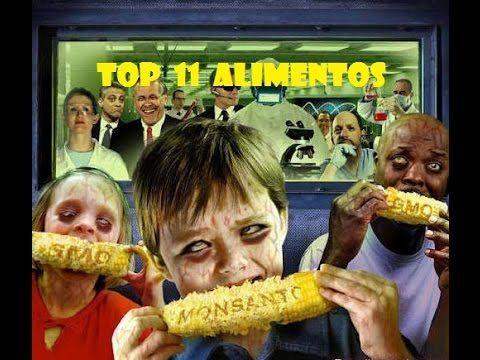 11 Alimentos cancerígenos - YouTube