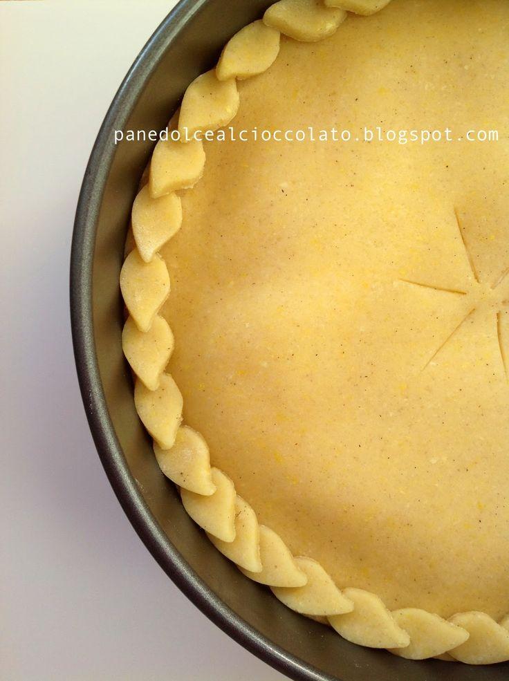 La Crostata e torna il sorriso...la crostata e arriva il sole.....è una torta…