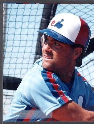 Mike Aldrete - Montreal Expos - www.ebay.com kylesportscards