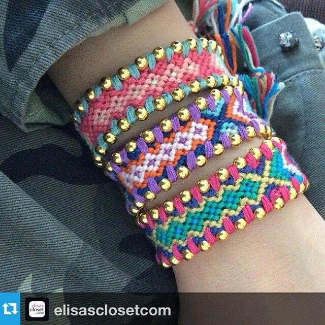 Frindship bracelets