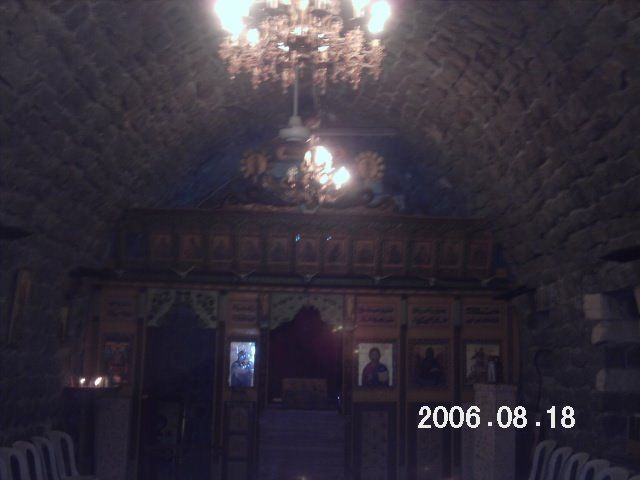 inside of St Mary Church