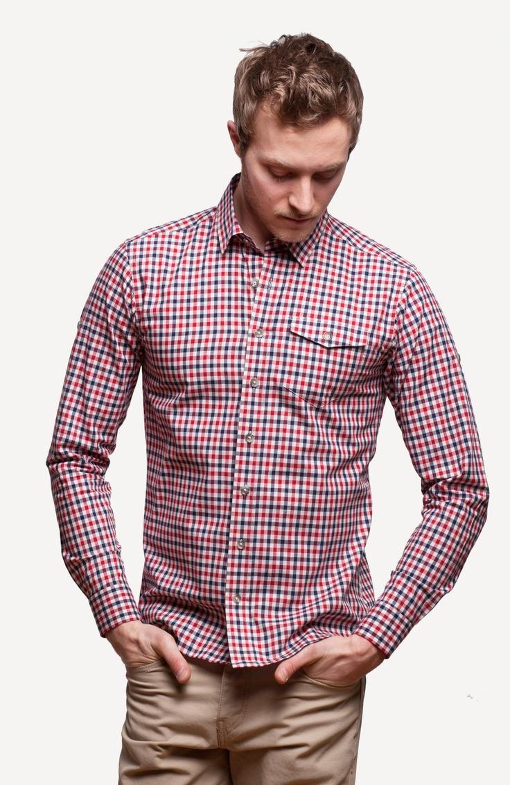Frank & Oak - Aberdeen Shirt in Arago Check