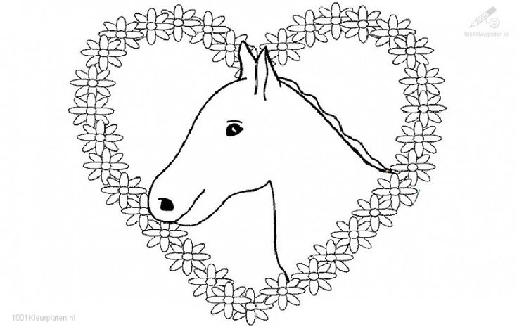 coloring pages about valentine's day