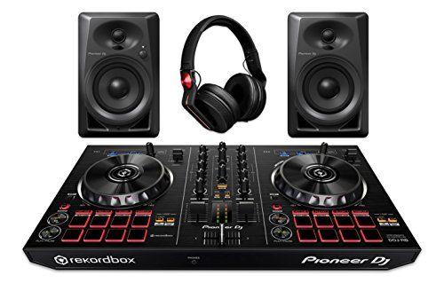 Pioneer DJ PK-STP02 DDJ-RB Starter Kit | Dj Mixers And Controllers