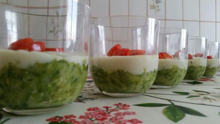 Zucchine & gorgonzola 🍅🍴