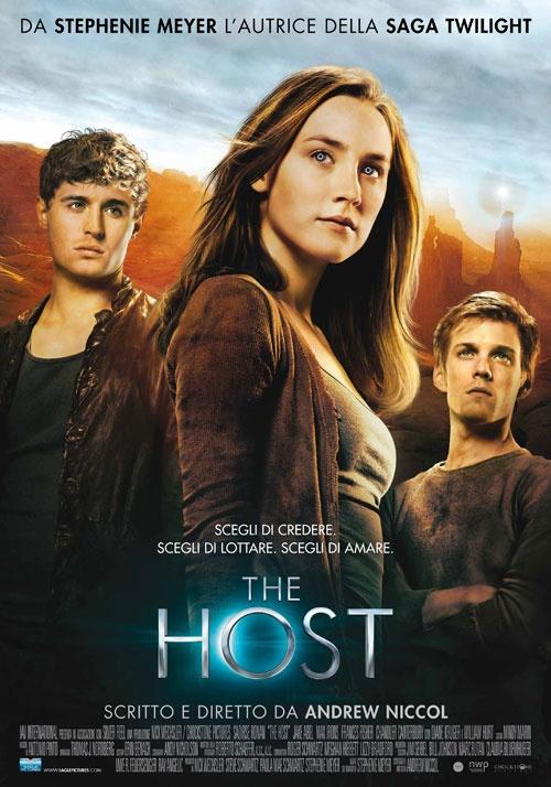 The host - Cosa succederebbe se tutto ciò che ami ti venisse strappato in un batter d'occhi? Quando un nemico invisibile minaccia l'umanità, Melanie Stryder rischia tutto ciò che ha per proteggere le persone che ama.