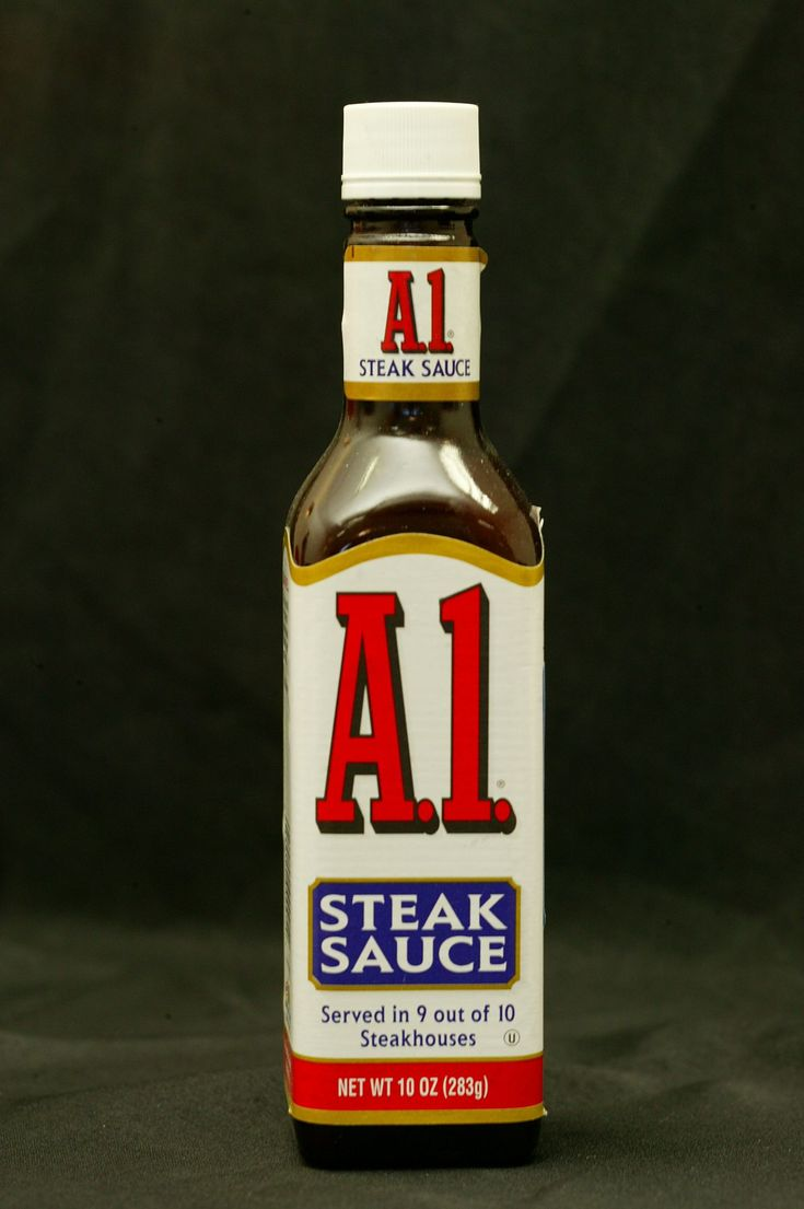 Homemade A.1. Steak Sauce - http://www.tastebook.com/recipes/4020211-Homemade-A-1-Steak-Sauce