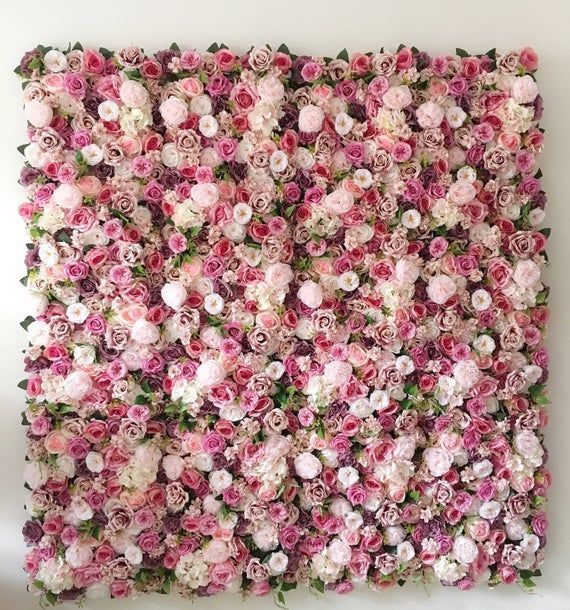Perfect For Wedding Birthday Party Baby Shower Or Of Your Special Events Decorate Walls Or Baby Roo In 2020 Flower Wall Wedding Flower Wall Backdrop Diy Flower Wall