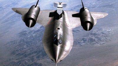 Lockheed, SR-71, Blackbird, jet, plane, aircraft, sky, U.S. Air Force