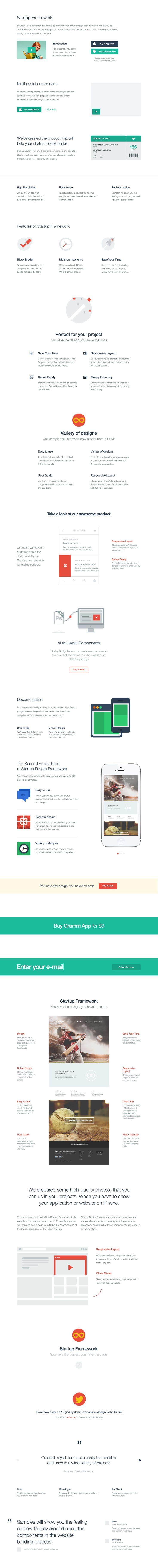 Startup Design Framework - Suit Up your Startup! - Designmodo