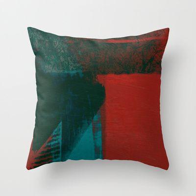 Turno da Noite Throw Pillow by Fernando Vieira