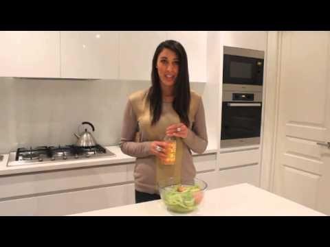Pesticiden uit groenten en fruit wassen - We Love Home