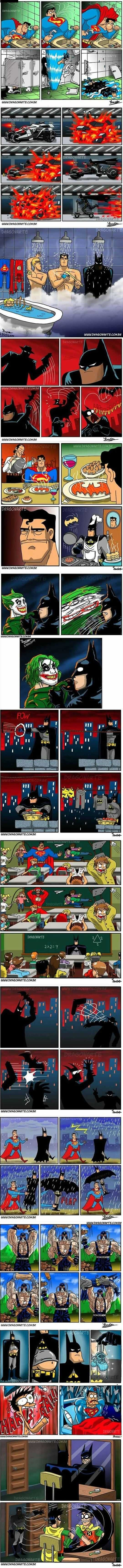 Some of the funniest Dragonartes Batman comics - Imgur