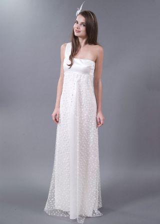 REVEL: Geometric Tulle Wedding Gown  57 Grand