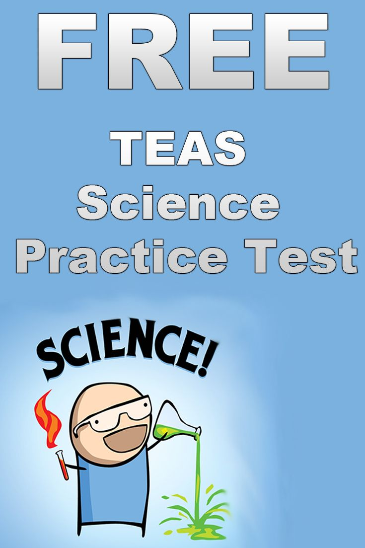 Free TEAS Science Practice Test http://www.mometrix.com/academy/teas-science-practice-test/