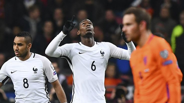 France - Pays-Bas, 10 octobre 2016, VICTOIRE 1-0