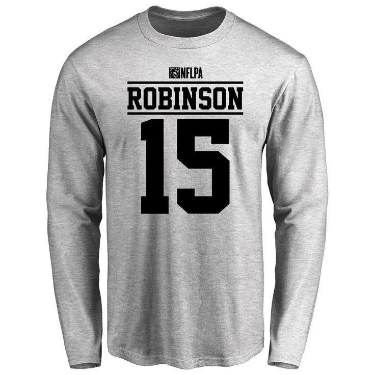 Allen Robinson Player Issued Long Sleeve T-Shirt - Ash - $25.95