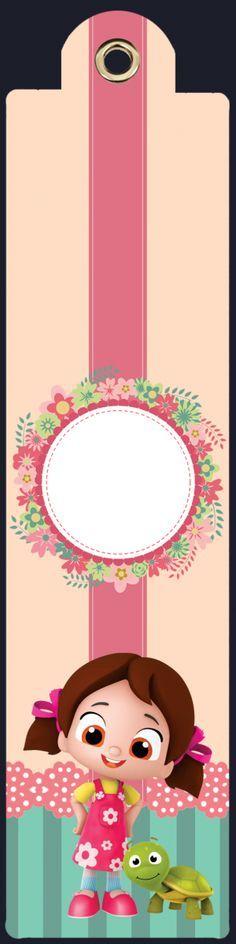 Doğum Günü Magnetleri Fotomagnet Kargo Bedava - Temalı Parti Süsleri > Niloya Tema > Niloya Temalı Kitap Ayracı