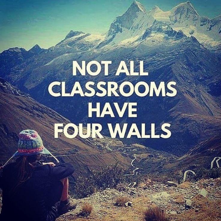 Se querem aprender coisas novas, viajem! Não existe melhor sala de aulas ou curso. ❤️♥️