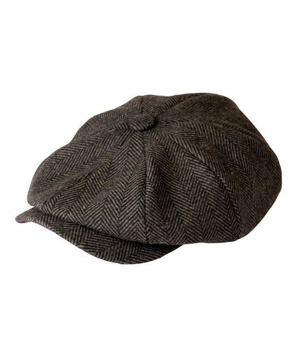 cb10c223 Hats & Caps, Men's Hats & Caps, Newsboy Caps, Shelby' newsboy Grey ...