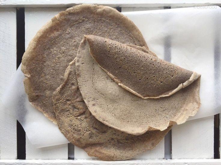 Glutenvrije wraps van boekweit  http://beaufood.nl/glutenvrije-wraps-van-boekweit/