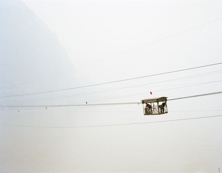 From Zhang Kechun's profoundly beautiful and thought-provoking images of the Yellow River, China