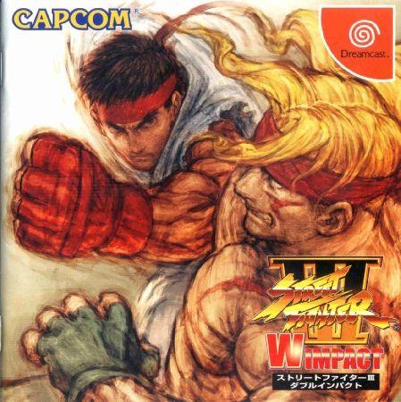 Street Fighter III: W Impact