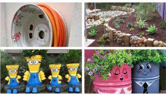 21 Kendin Yap Bahçe Düzenleme Uygulamaları