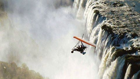 If you love to engage in thrilling activities, then you should definitely visit #TangalaFalls, #Africa. #TravelHot