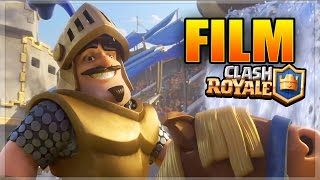 Clash Royale - FILM ! ( Official Trailer-TV Commercial By Supercell ) - YouTube