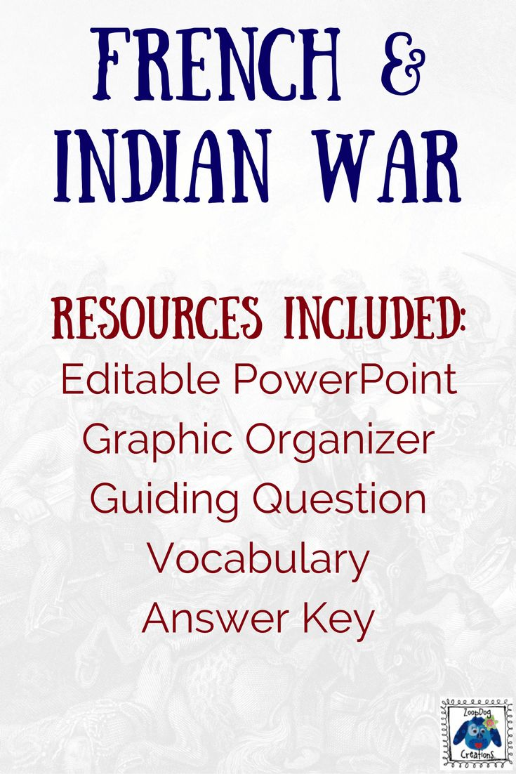 Worksheets French And Indian War Worksheet 81 best french indian war lesson plans images on pinterest and war