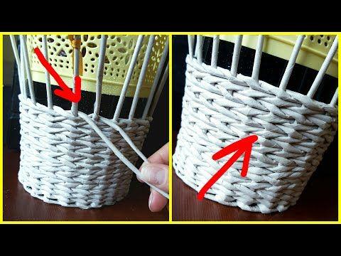 В этом видео я показываю свой любимый способ поднятия стоек. В паре с веревочкой из трех-четырех трубочек он создает эффект косички. Такой узор можно использ...