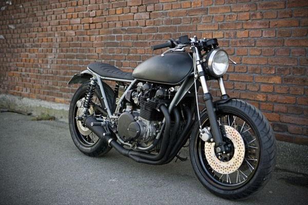 . motorcyclesVintage Motorcycles, Cafes Racers, Old Schools Motorcycles, Dreams, Custom Motorcycles, Flats Motorbikes, Old Bikes, Matte Black, Old Motorbikes
